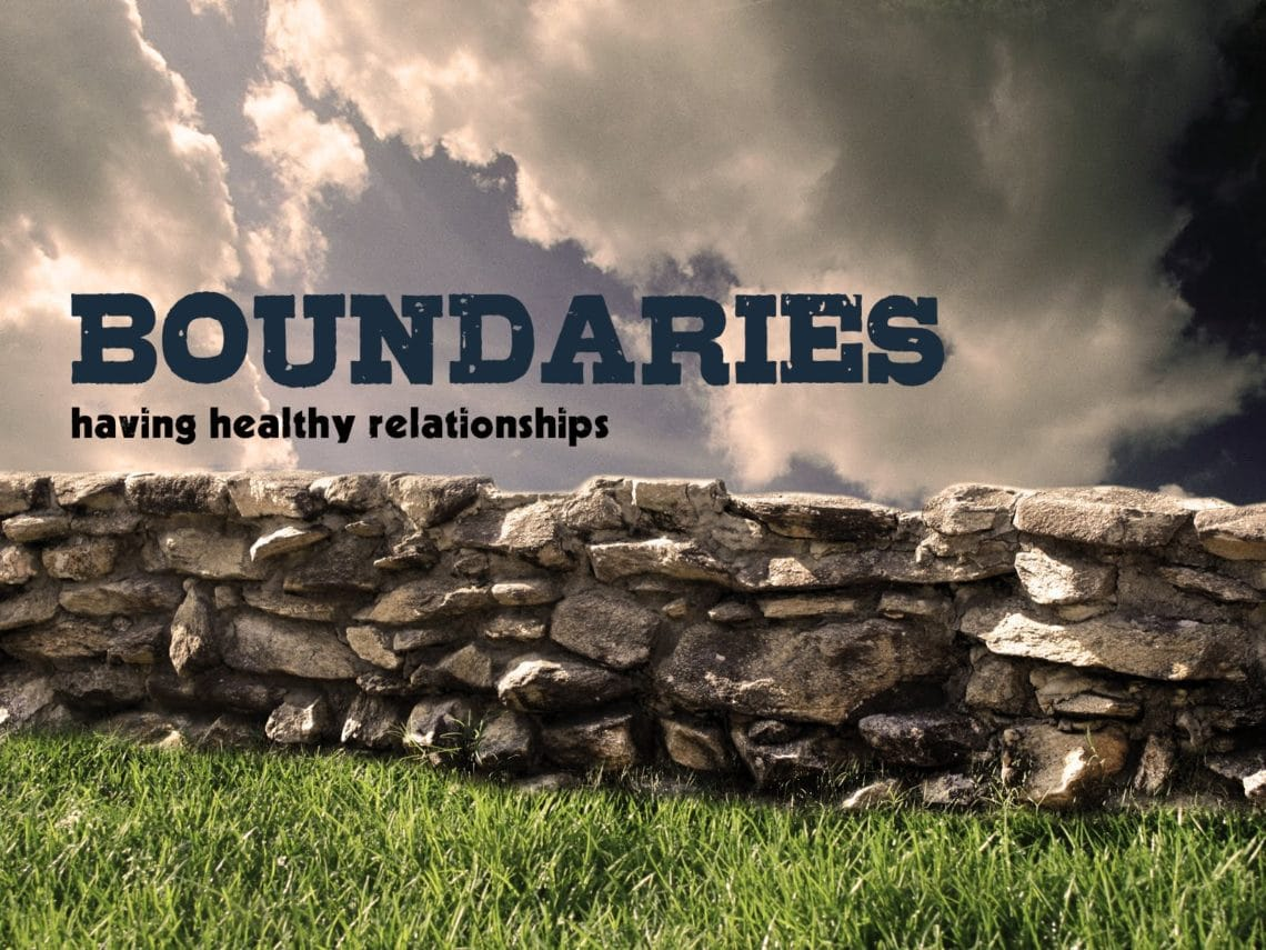 Emotional boundaries in christian dating