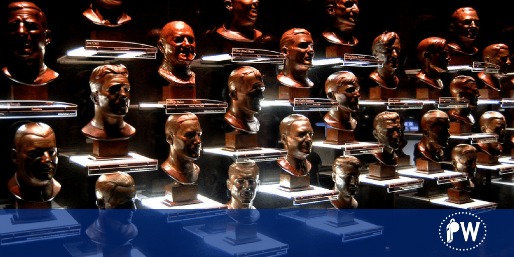 Are You Going to the Hall of Fame in Your Profession?